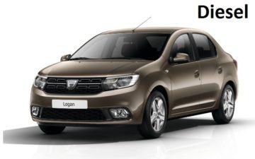 Rent Dacia Logan II Diesel