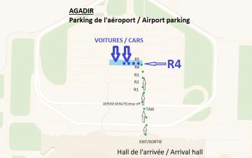Agadir Intl. Airport (AGA)
