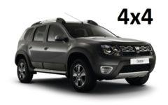 Dacia Duster 4x4 diesel